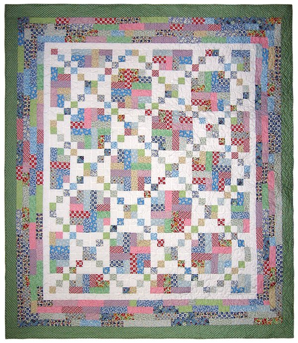 ThirtySomething Quilt