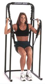 bounce back fitness chair