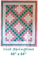 Irish Springtime Quilt